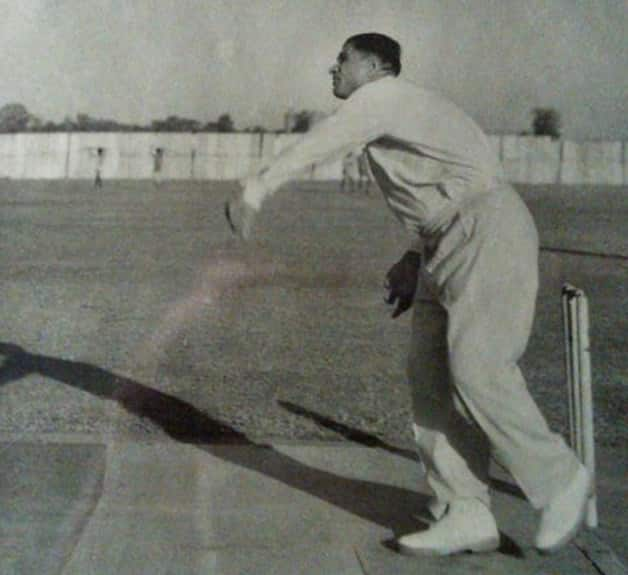 India's first-ever Test match victory