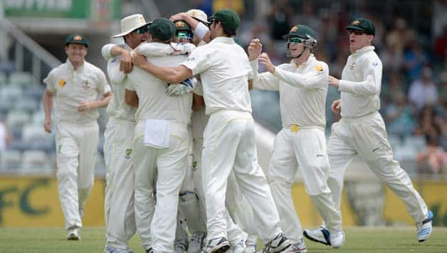 Australia have regained the Ashes after four years © Getty Images
