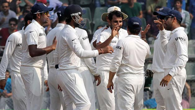 India's young brigade play their first Test match in the post-Tendulkar era © IANS (File Photo)