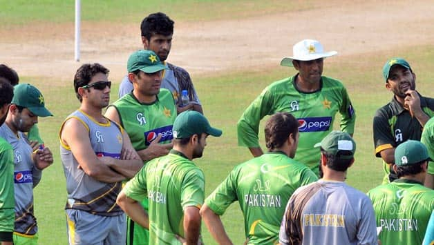 """Pakistan would be facing Sri Lanka in a """"home-series"""" in the UAE © AFP"""