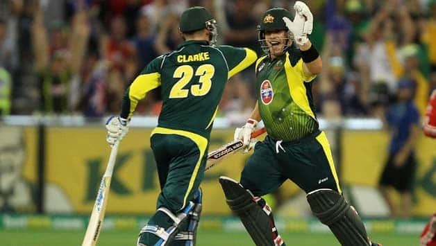 Live Cricket Score: Australia vs England, 4th ODI at Perth