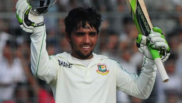 Mominul Haque has scored 584 runs in five Test matches for Bangladesh with two centuries and two half-centuries © AFP