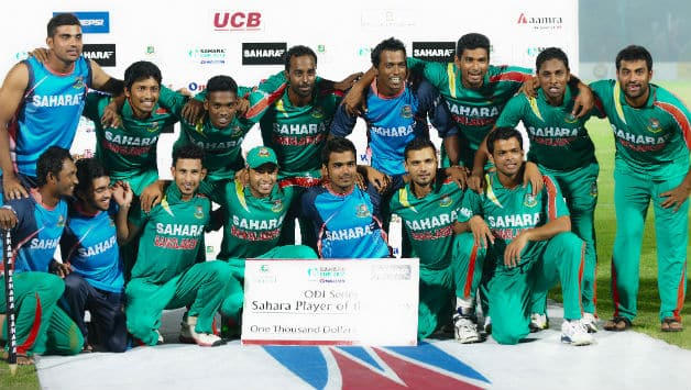 Bangladesh recently won an ODI series against New Zealand 3-0 and showed sparks of brilliance in the Test series © AFP