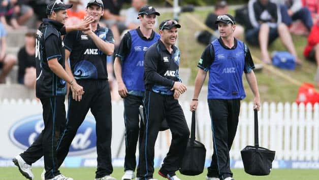 New Zealand won the T20I series against West Indies 2-0 and will be looking to carry that confidence into the ODI series against India © Getty Images