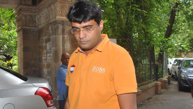 Gurunath Meiyappan, the supposed Team principal of the Chennai Super Kings was in the eye of the storm during the IPl 2013 spot-fixing and betting scandal © PTI