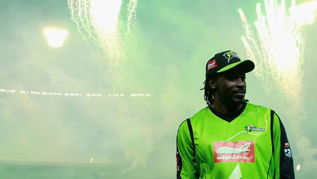 Chris Gayle will captain his native Jamaica in the Super50 challenge © Getty Images