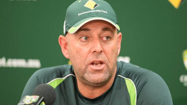 Australia coach Darren Lehmann said that they want to pick and choose players wherever they can © Getty Images