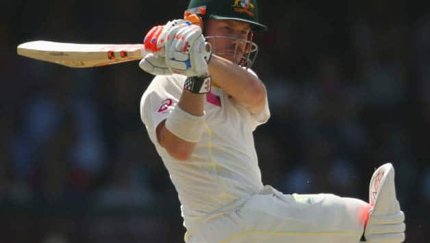 David Warner has resurrected his career during the recently concluded Ashes series © Getty Images