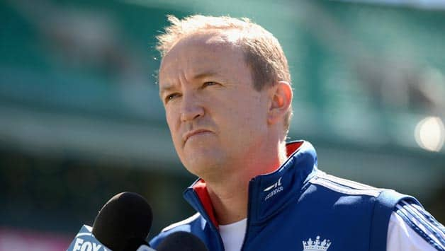 Andy Flower © Getty Images