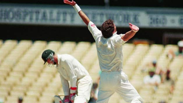 Fanie de Villiers bowled an inspired spell in the second innings to script a famous win for South Africa away from home © Getty Images