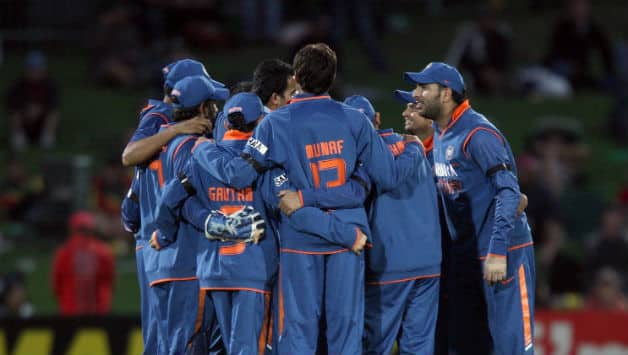 The last time India played against New Zealand in Napier, they won handsomely © Getty Images