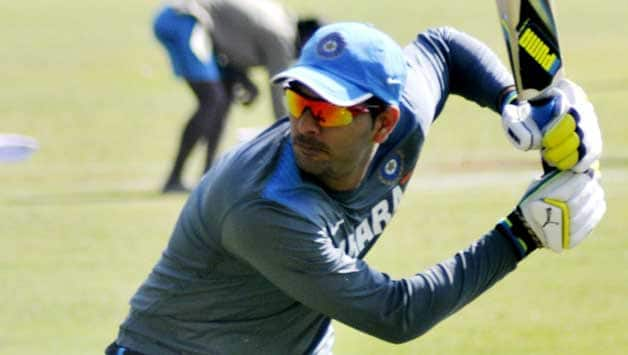 Yuvraj Singh has been out of form and was dropped fro the tour to New Zealand © IANS
