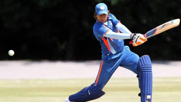 Jhulan Goswami was the unlikely hero with the bat for the Indian eves © Getty Images (File Photo)