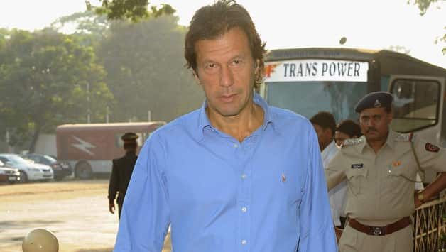 Imran Khan has his plans chartered out for Pakistan's future © Getty Images