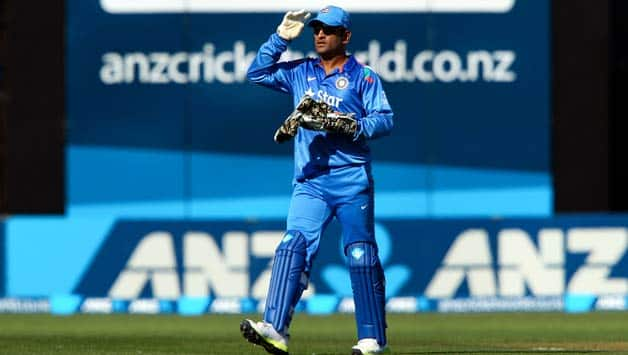 MS Dhoni regretted not staying till the end after Kohli's heroics © Getty Images