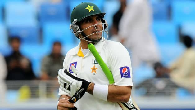 Misbah-ul-Haq feels that  the Dubai Test match could have had a different result provided they had got spin-friendly pitches © AFP