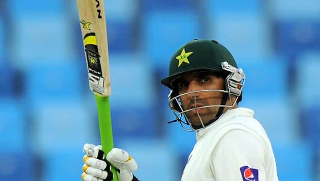 Misbah-ul-Haq's captaincy records are better than the combined records of captains in the six preceeding years © AFP