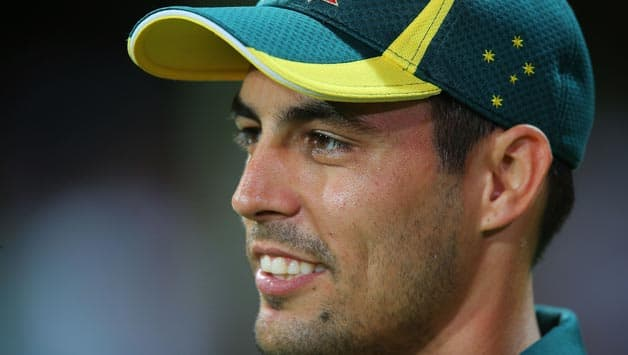 Mitchell Johnson © Getty Images
