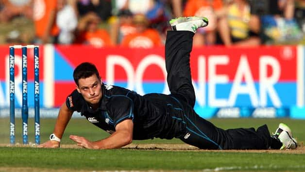Mitchell McClenaghan has been a revelation for New Zealand over the past year in ODI's © Getty Images
