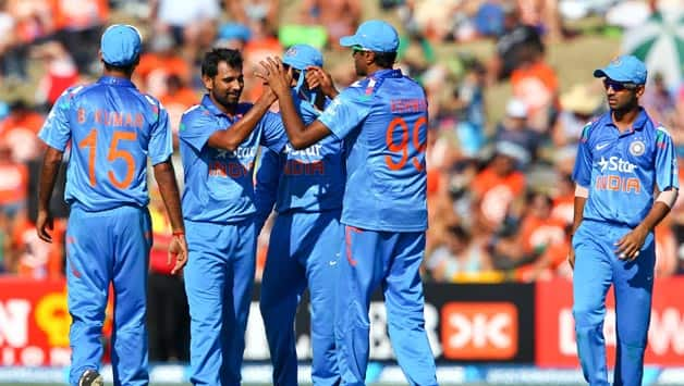India have done well to bring down the scoring rate © Getty Images (File Photo)