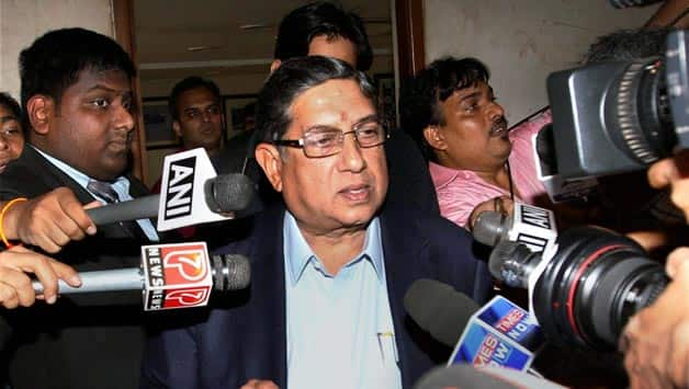 The BCCI has said the Justice Mukul Mudgal Committee report is due soon © PTI