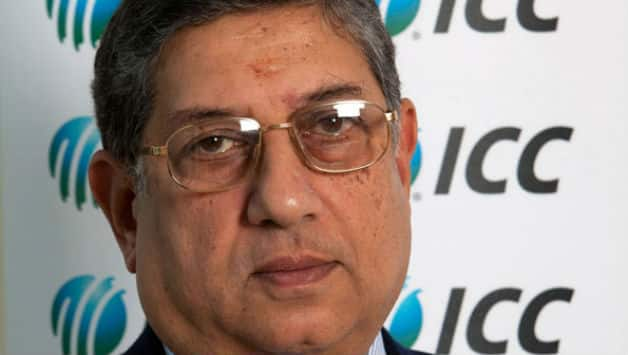 N Srinivasan © Getty Images