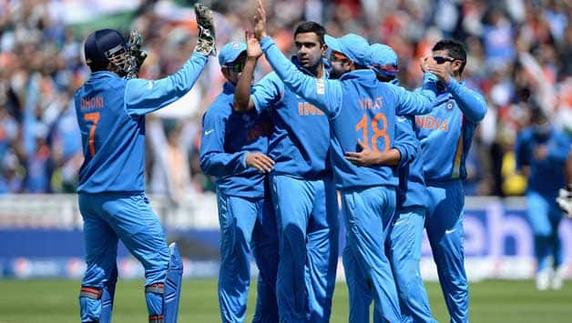India have been the top-ranked ODI team since January 2013 © Getty Images