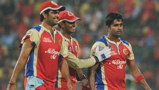 Royal Challengers Bangalore were short on specialist death-over bowlers during the 2013 IPL season © IANS