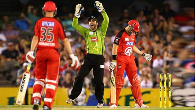 The Big Bash League has generated enormous interest among the punters © Getty Images