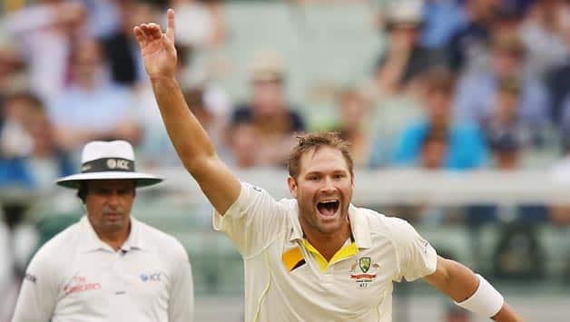 Ryan Harris took 21 wickets at an astounding average of 19.3 in the recent Ashes series © Getty Images