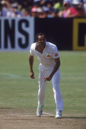 Omar Henry took 443 wickets in 131 games at 25.17 in First-Class cricket © Getty Images