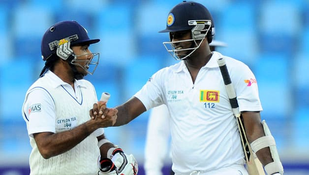 Sri Lanka are coming off a victory in the second Test © AFP