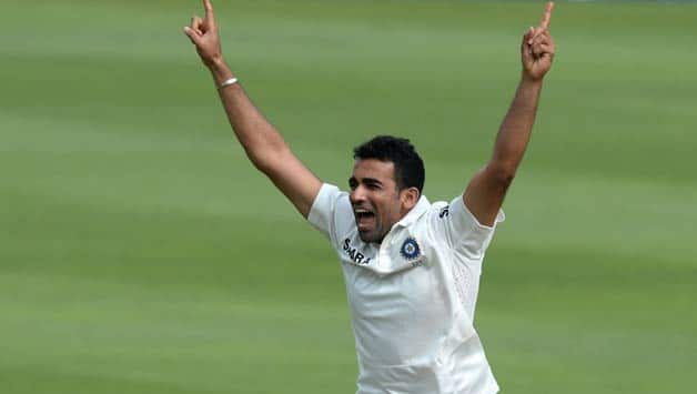 Zaheer Khan is back for Mumbai and will lead them in the knockout game © Getty Images