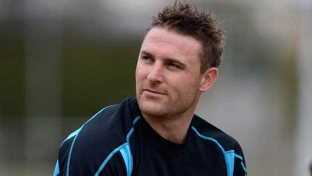Brendon McCullum © Getty Images