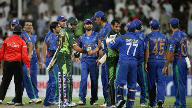Afghanistan are making their maiden appearance in the Asia Cup © Getty Images
