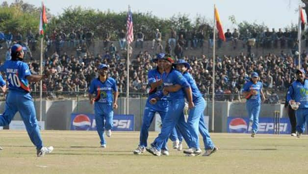 Afghanistan are a strong Associate team and may come into the Test fold © AFP