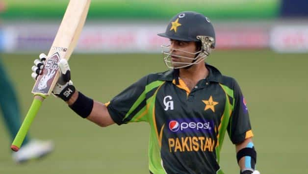 Ahmed Shehzad completed his sixth ODI half-century © AFP (File Photo)