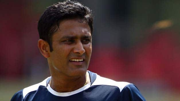 Anil Kumble © Getty Images