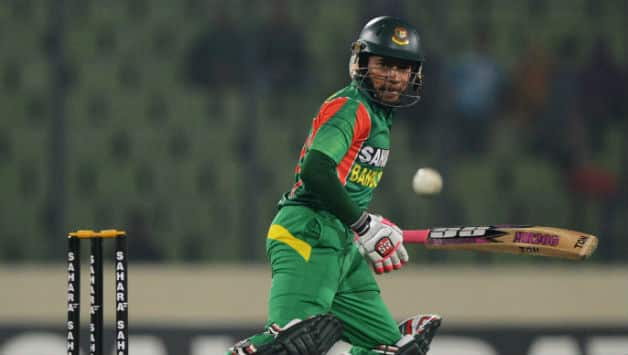Mushfiqur Rahim has scored his second ODI ton © AFP (File Photo)