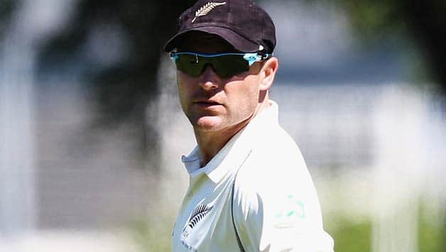 Brendon-McCullum-of-New-Zealand-looks-on-during-day-three-of-the-first-test-match-between-New-Zealand-and-the-West-I