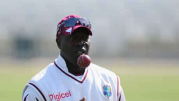 Coach-Otis-Gibson-during-West-Indies-Net-Session-at-Trent-Bridge-on-May-23-2012-in-Nottingham