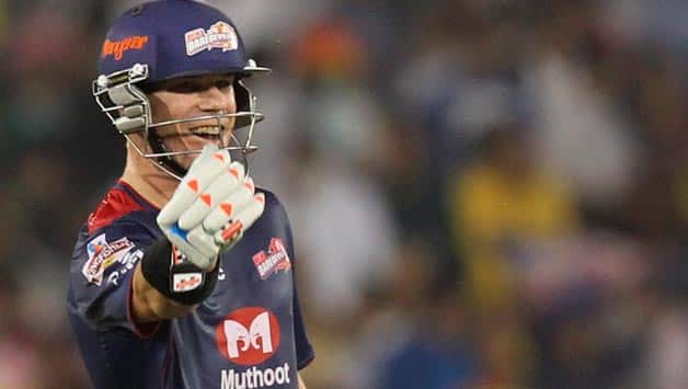 David Warner was sold to the Sunrisers Hyderabad for Rs 5.5 crores © PTI