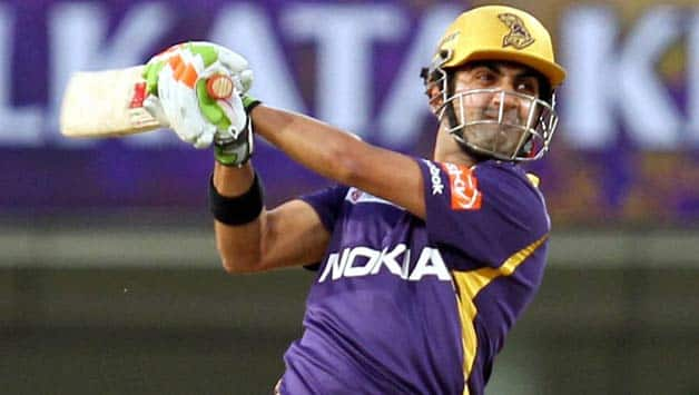 KKR batting coach, WV Raman believes Gautam Gambhir (in picture) will be their star performer next season as well © PTI