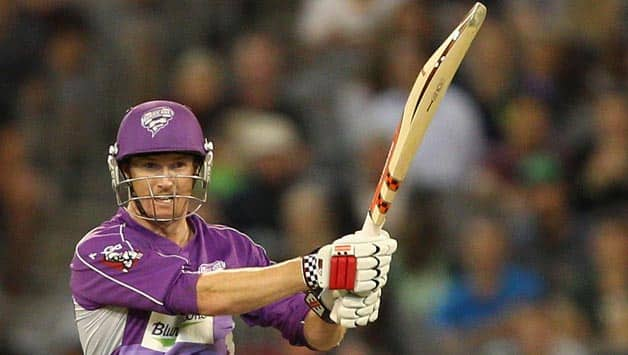 George Bailey is the one who can still take the Hobart Hurricanes across the finish line © Getty Images (File Photo)