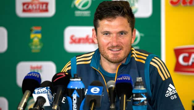 Graeme Smith said South Africa have prepared well for the second Test match © Getty Images