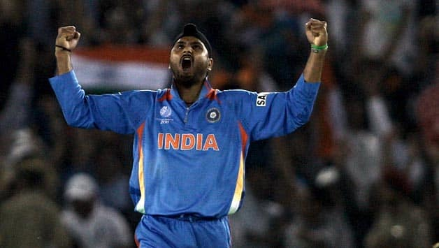 Harbhajan Singh said he is a lot less aggressive now than when he was in his younger days © Getty Images