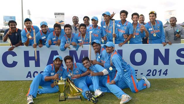 India Under-19 are defending the title this year. Picture Courtesy - Vijay Zol's Facebook page