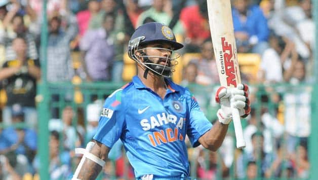 Shikhar Dhawan © IANS (File Photo)