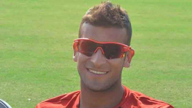 Ishwar Pandey was bought by CSK for Rs 1.5 crores. Picture Courtesy - Ishwar Pandey's Facebook page