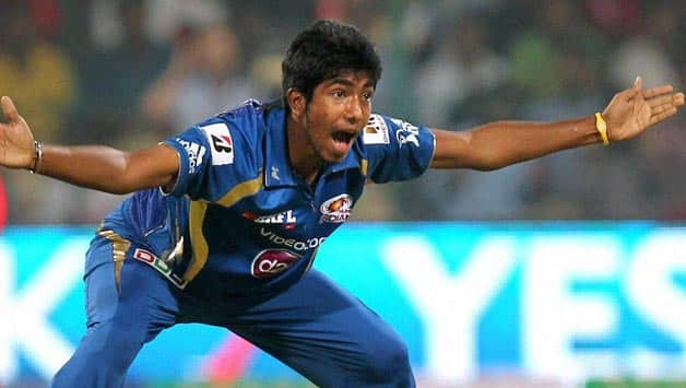 Jasprit Bumrah can be a surprise package for Mumbai Indians in IPL 2014 © PTI